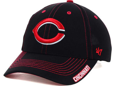 Cincinnati Reds '47 MLB Kids Twig Adjustable Cap