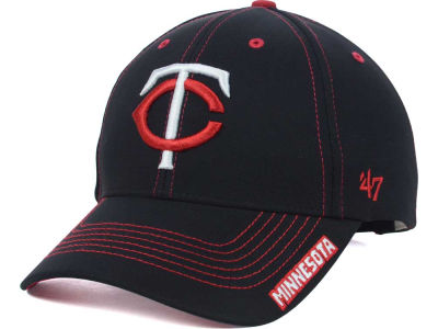 Minnesota Twins '47 MLB Kids Twig Adjustable Cap