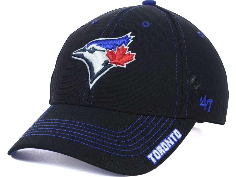 0e49aa73fe3 Toronto Blue Jays  47 MLB Kids Twig Adjustable Cap