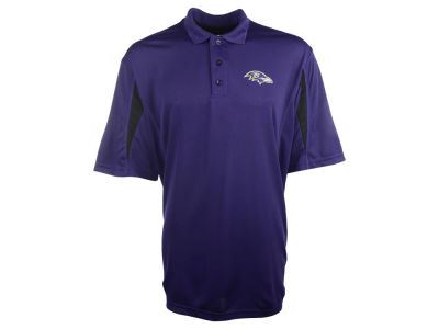 Baltimore Ravens NFL Field Classic Synthetic Polo