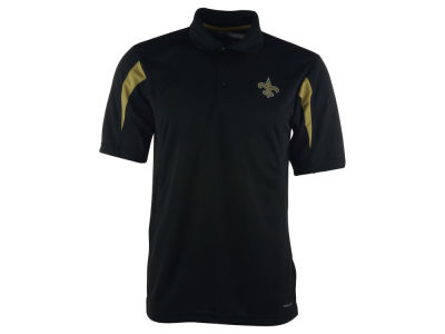 New Orleans Saints NFL Field Classic Synthetic Polo