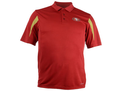 San Francisco 49ers NFL Field Classic Synthetic Polo
