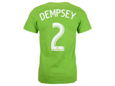Seattle Sounders FC Clint Dempsey adidas MLS Home Player T-Shirt