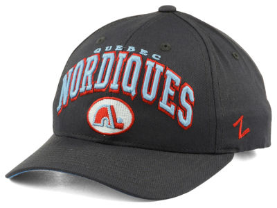 Quebec Nordiques Zephyr NHL Enforcer Hat