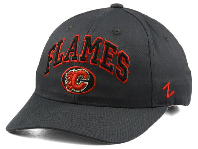 Calgary Flames Zephyr NHL Enforcer Hat