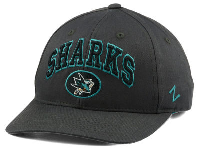 San Jose Sharks Zephyr NHL Enforcer Hat