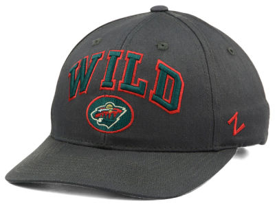 Minnesota Wild Zephyr NHL Enforcer Hat