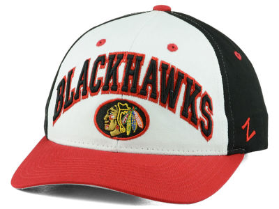 Chicago Blackhawks Zephyr NHL Enforcer Hat