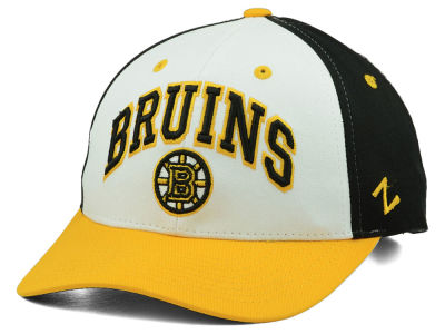 Boston Bruins Zephyr NHL Enforcer Hat