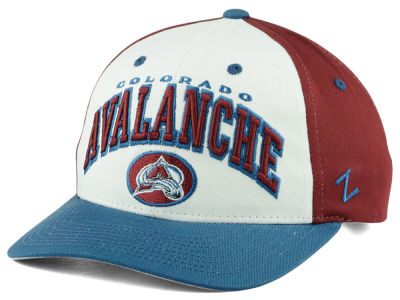 Colorado Avalanche Zephyr NHL Enforcer Hat