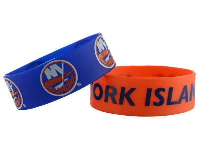 New York Islanders Aminco 2-pack Wide Bracelet