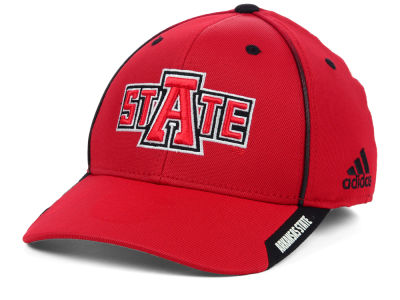 Arkansas State Red Wolves adidas NCAA 2014 Coaches Flex Hat