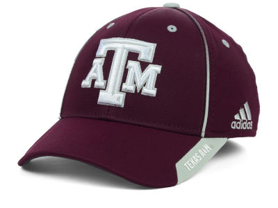 Texas A&M Aggies adidas NCAA 2014 Coaches Flex Hat