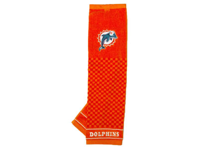 Miami Dolphins Trifold Golf Towel