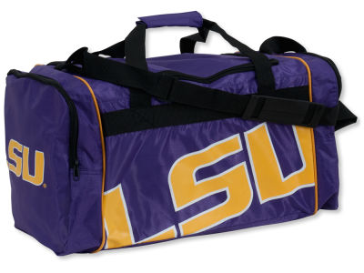 LSU Tigers Core Duffle Bag