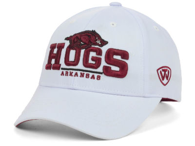 Arkansas Razorbacks NCAA 2 for $25 Top of the World NCAA Fan Favorite Cap