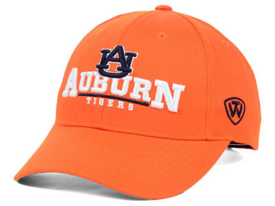 Auburn Tigers NCAA 2 for $25 Top of the World NCAA Fan Favorite Cap