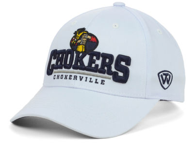 Chokerville Chokers NCAA 2 for $25 Top of the World NCAA Fan Favorite Cap