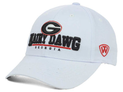 Georgia Bulldogs NCAA 2 for $25 Top of the World NCAA Fan Favorite Cap
