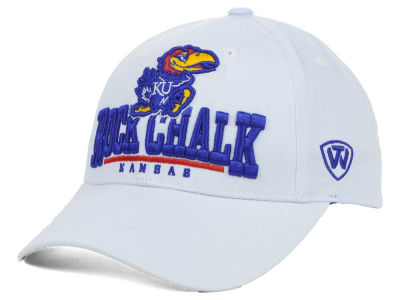 Kansas Jayhawks NCAA 2 for $25 Top of the World NCAA Fan Favorite Cap