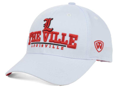 Louisville Cardinals NCAA 2 for $25 Top of the World NCAA Fan Favorite Cap