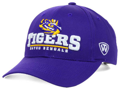 LSU Tigers NCAA 2 for $25 Top of the World NCAA Fan Favorite Cap