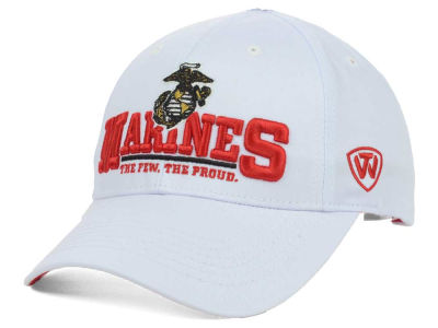 U.S. Marine Corps Bulldogs NCAA 2 for $25 Top of the World NCAA Fan Favorite Cap