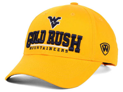 West Virginia Mountaineers NCAA 2 for $25 Top of the World NCAA Fan Favorite Cap