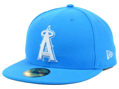Los Angeles Angels New Era MLB C-Dub 59FIFTY Cap