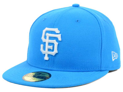 San Francisco Giants New Era MLB C-Dub 59FIFTY Cap