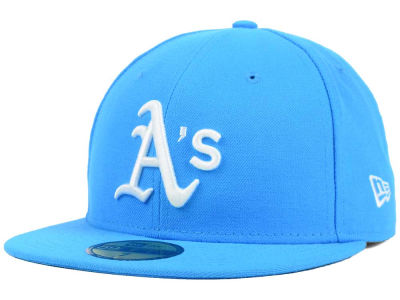 Oakland Athletics New Era MLB C-Dub 59FIFTY Cap
