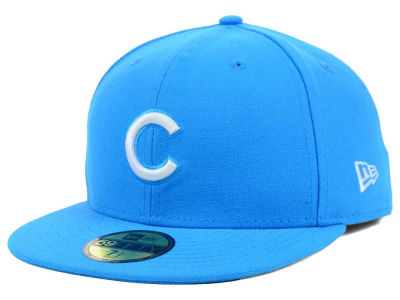 Chicago Cubs New Era MLB C-Dub 59FIFTY Cap
