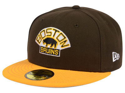 Boston Bruins New Era NHL Basic 59FIFTY Cap