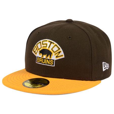 Boston Bruins New Era NHL Basic 59FIFTY Cap