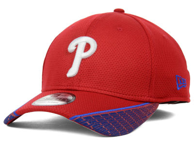 Philadelphia Phillies New Era MLB Vertical Strike 39THIRTY Cap
