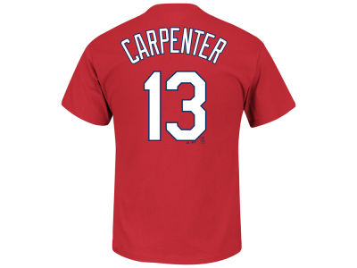 St. Louis Cardinals Matt Carpenter MLB Youth Official Player T-Shirt
