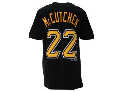 Pittsburgh Pirates Andrew McCutchen Majestic MLB Youth Official Player T-Shirt