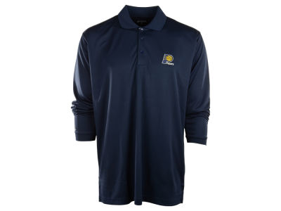 Indiana Pacers NBA Exceed Long Sleeve Polo