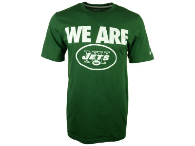 New York Jets Nike NFL Team Verbiage T-Shirt