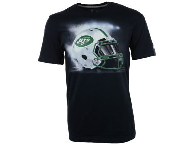 New York Jets Nike NFL Vapor Helmet T-Shirt
