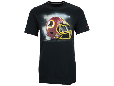 Washington Redskins Nike NFL Vapor Helmet T-Shirt