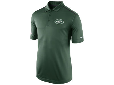 New York Jets Nike NFL Elite Coaches Polo Shirt