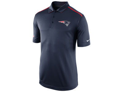 New England Patriots Nike NFL Elite Coaches Polo Shirt