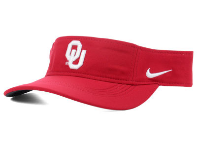 Oklahoma Sooners Nike NCAA DF Training Visor