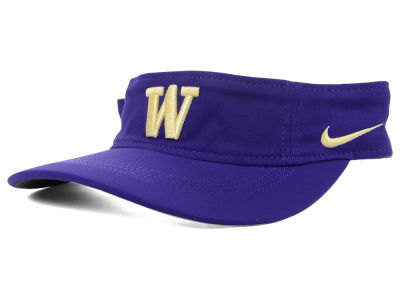 Washington Huskies Nike NCAA DF Training Visor