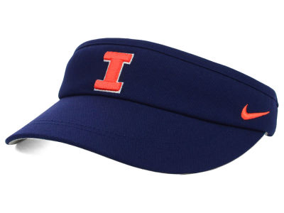Illinois Fighting Illini Nike NCAA Sideline Coaches Visor 2014