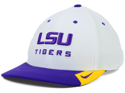 LSU Tigers Nike NCAA Conference SWF Cap