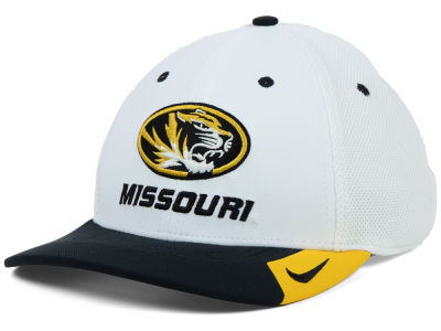 Missouri Tigers Nike NCAA Conference SWF Cap