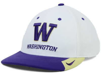 Washington Huskies Nike NCAA Conference SWF Cap