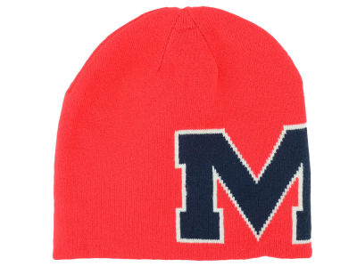 Ole Miss Rebels Nike NCAA Motto Reversible Knit